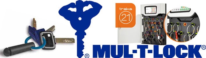 Сейф MUL-T-LOCK Traka21 – абсолютний контроль ключів та легкість у використанні