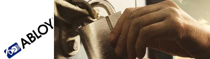 Навісні замки ABLOY® PROTEC2 SWP: три рівня захисту у будь-яку погоду