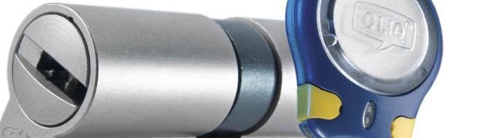 Сучасні системи Майстер-Ключ: механічні системи на патентованих платформах з «вкрапленнями» циліндрів з технологією CLIQ® для VIP-доступу.
